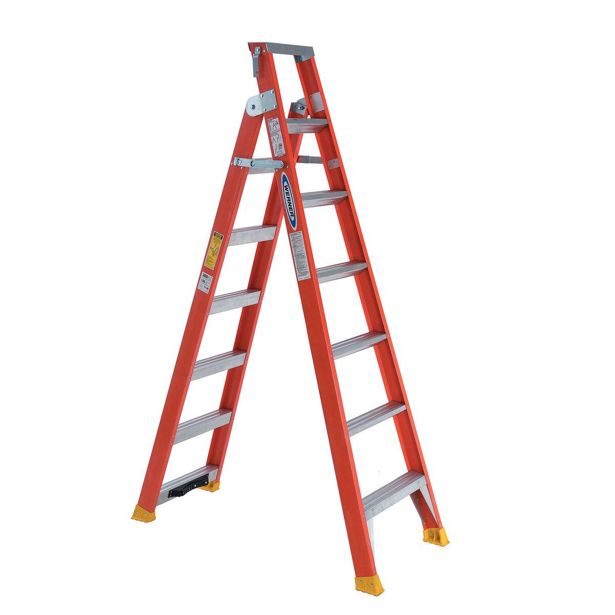 dp6200 series multi purpose ladders werner us
