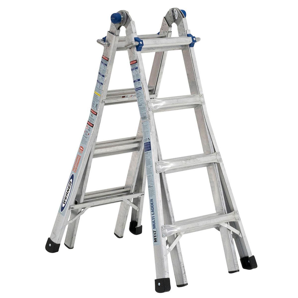 Werner single ladders