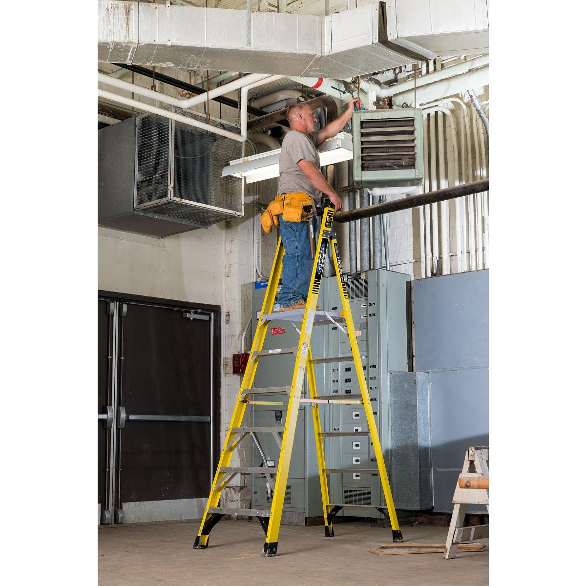 Pd7306 Step Ladders Werner Us