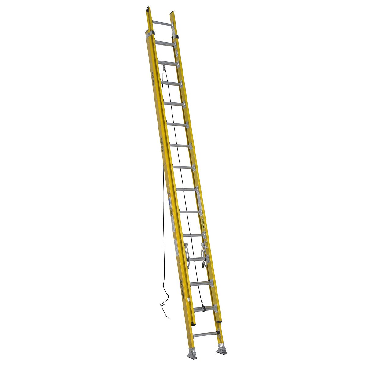 D7128 2 Extension Ladders Werner Us