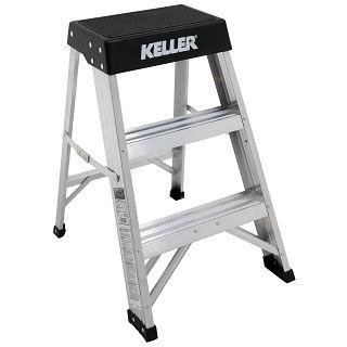 327B Step Stools - Keller US