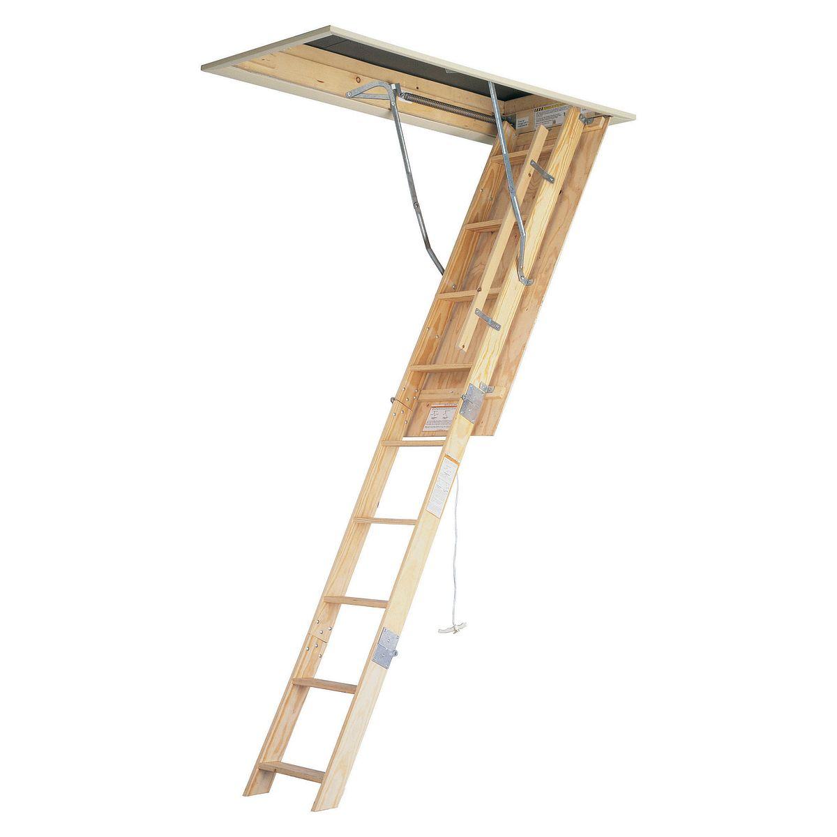 W2508 Attic Ladders Werner Us