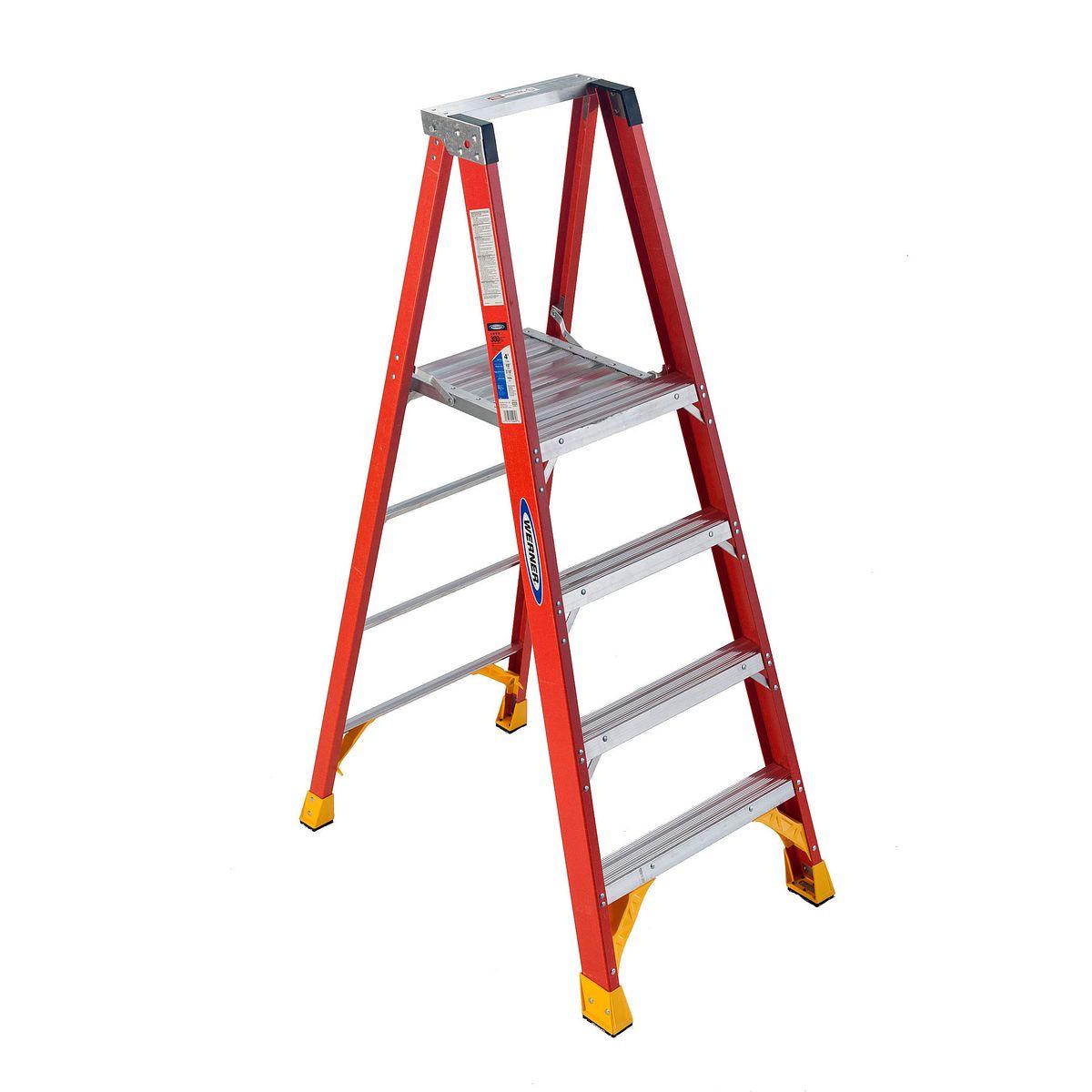 p6204 step ladders werner us