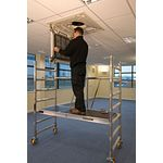 BoSS Room-Mate 0.7m (W) x 1.8m (L) 0.8m Platform Height