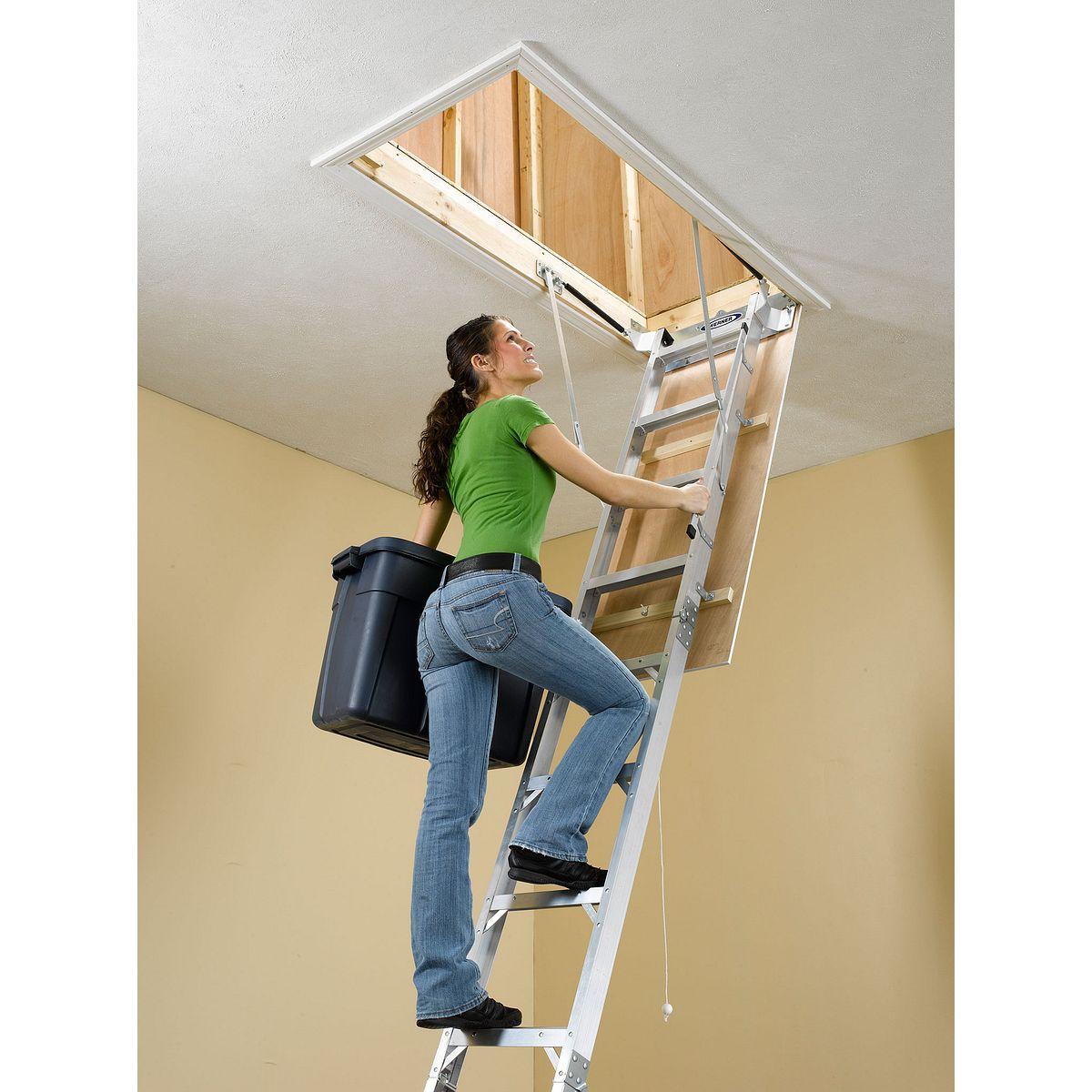 Ah2210 Attic Ladders Werner Us