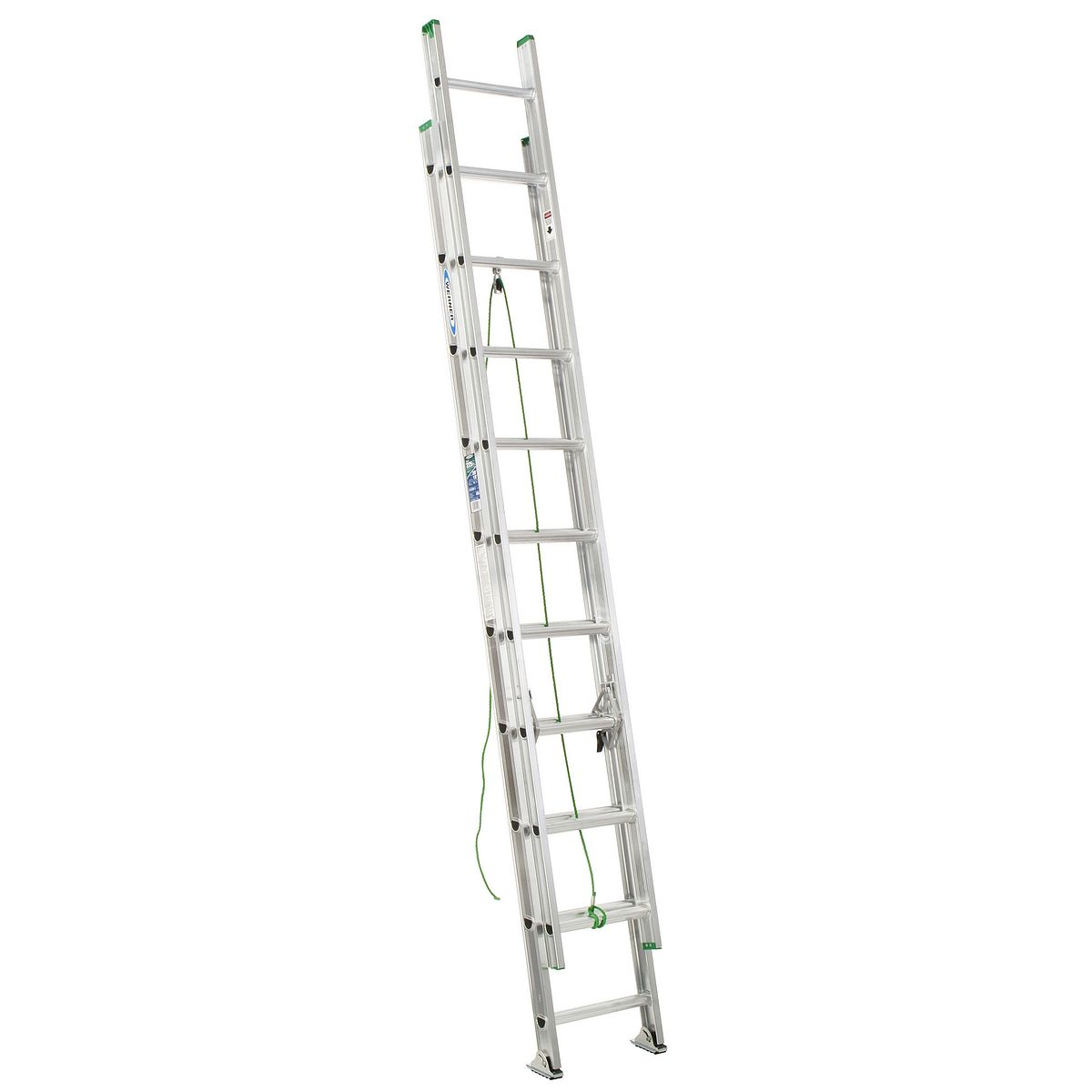D1220 2 Extension Ladders Werner Us