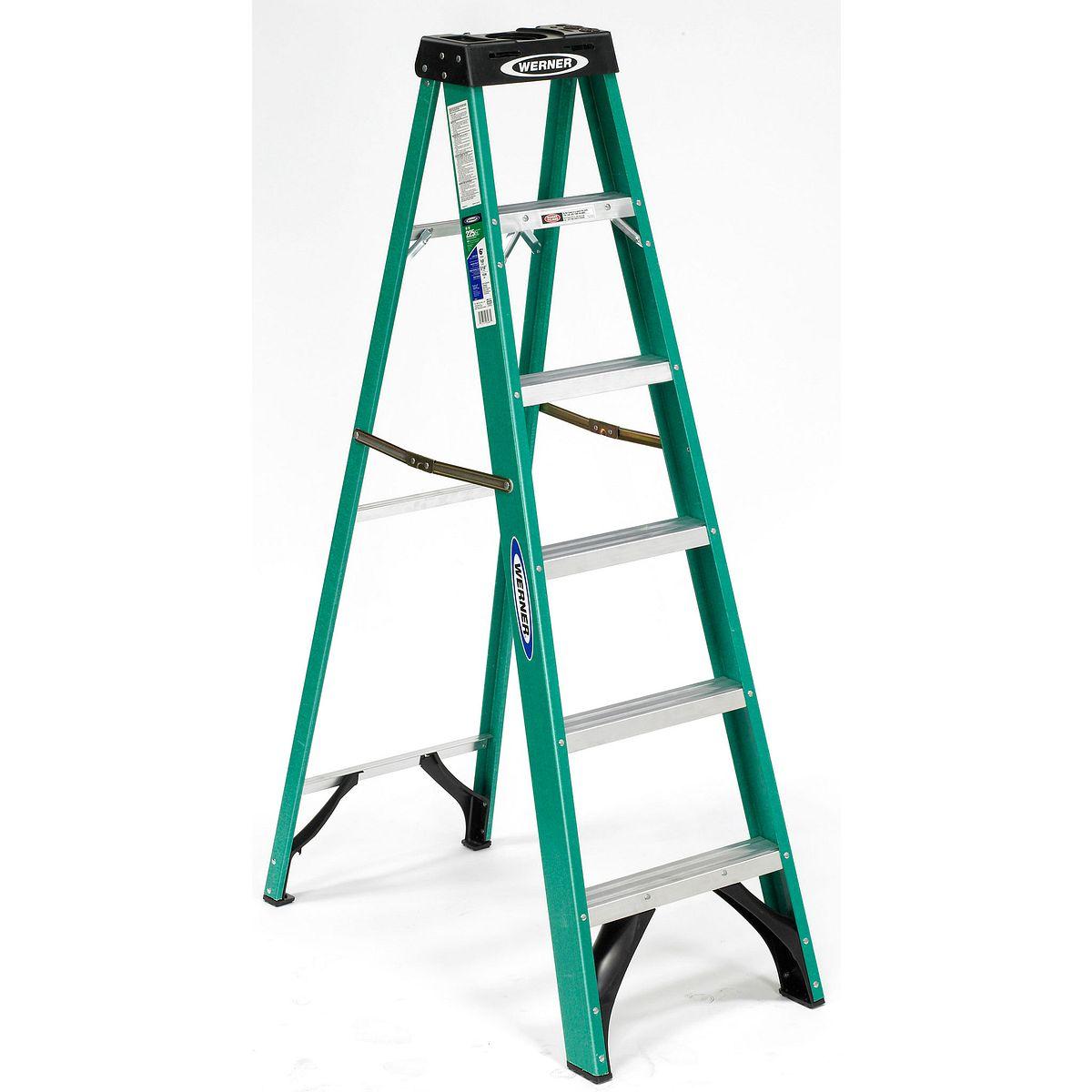Fs206 Step Ladders Werner Us