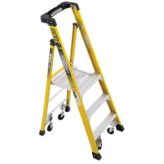 PD7303-4C Step Ladders - Werner US
