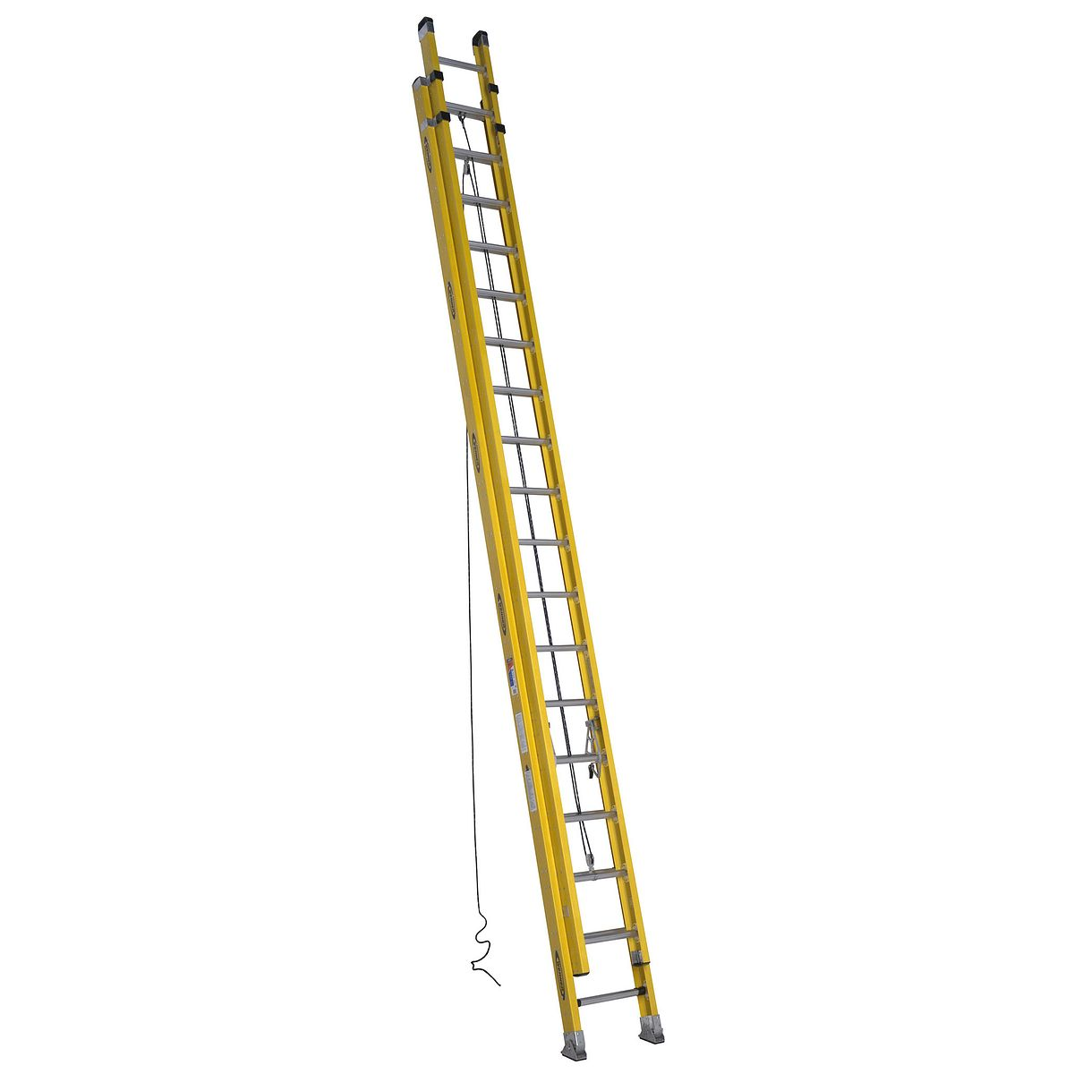 D7136 2 Extension Ladders Werner Us