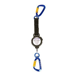 Werner, 1.5 lb. Retractable Tool Tether, 42 inch