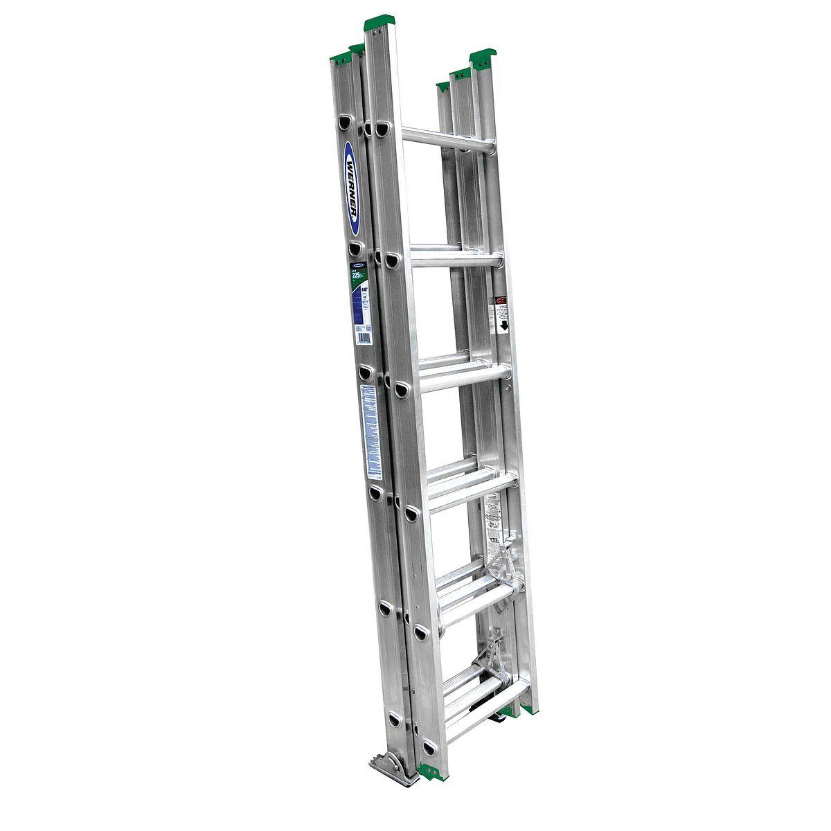 D1216 3 Extension Ladders Werner Us