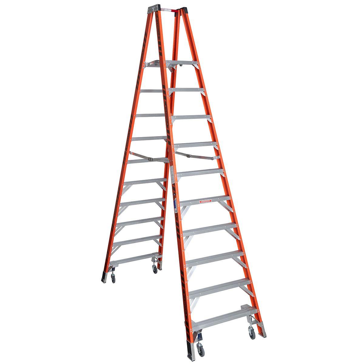 Pt7410 4c Step Ladders Werner Us