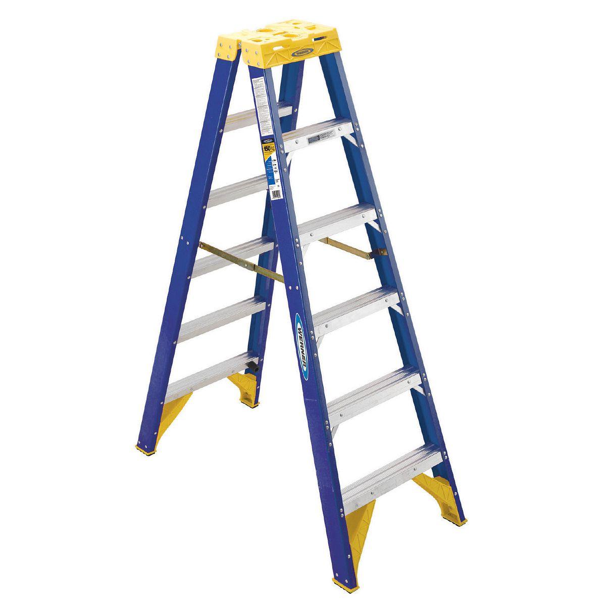 T6306AZ | Step Ladders | Werner AU