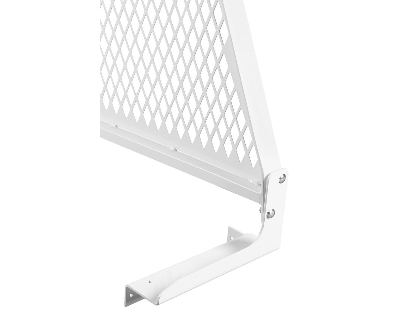 Weather Guard 1915-3-01 Cab Protector Mounting Kit, White