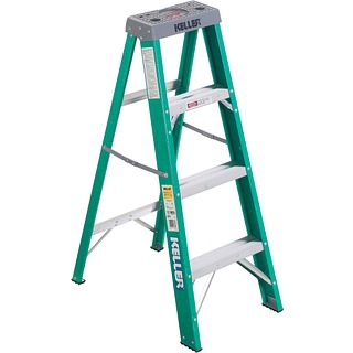 674 Step Ladders - Keller US