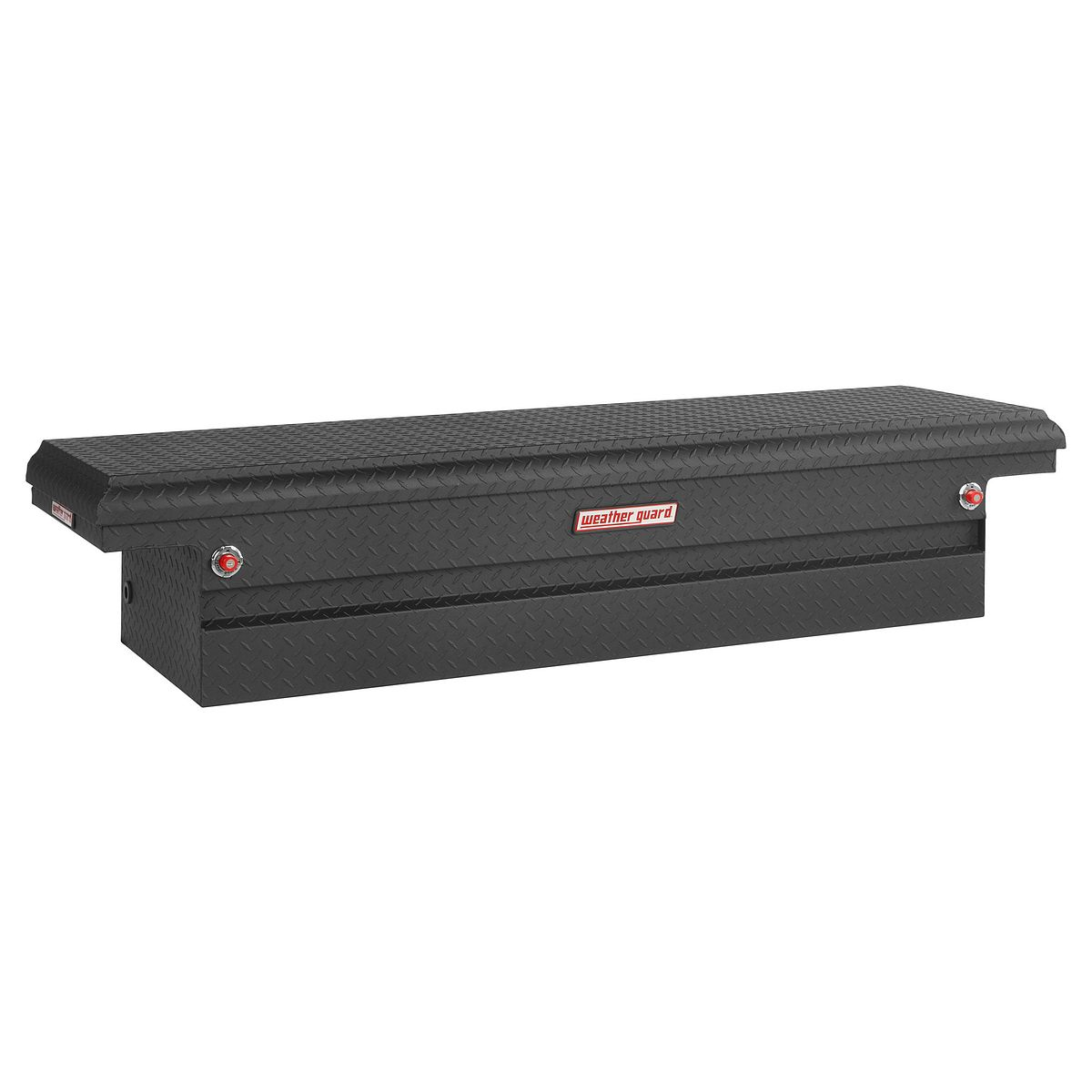 Model 121 52 01 saddle box aluminum full low profile 8 8