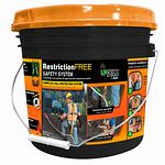 K211202 Restriction-Free systema para techos de 50 ft (15,2 m)