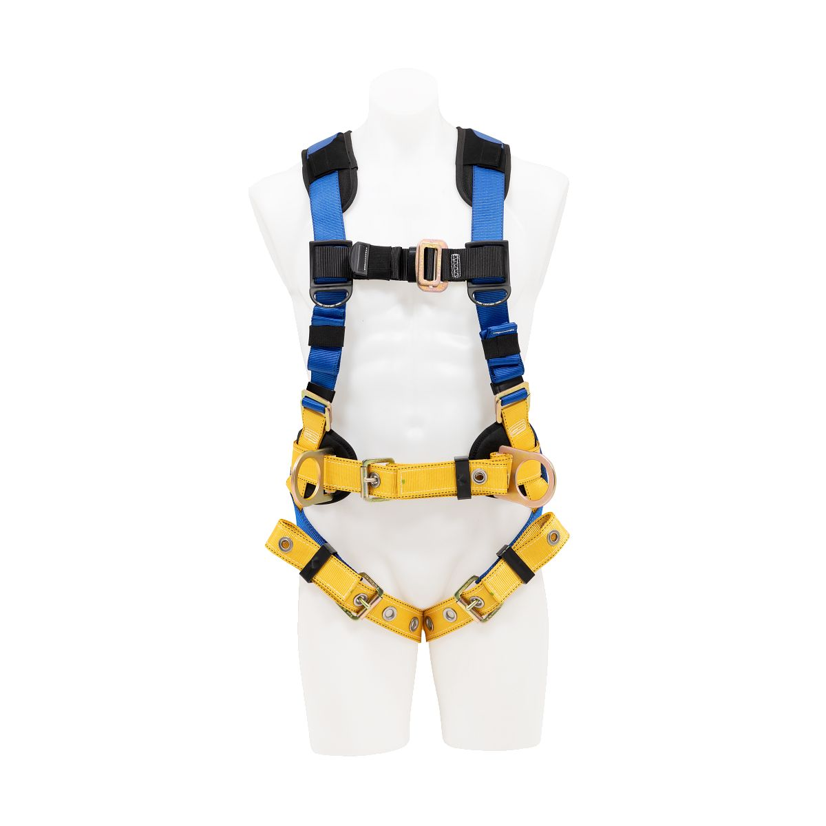 Werner, Litefit Const. Harness, Tongue/Buck Legs, 2X