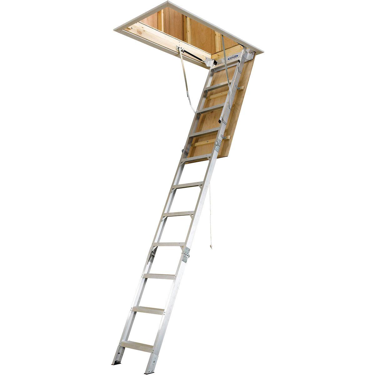 AH2512 | Attic Ladders | Werner US