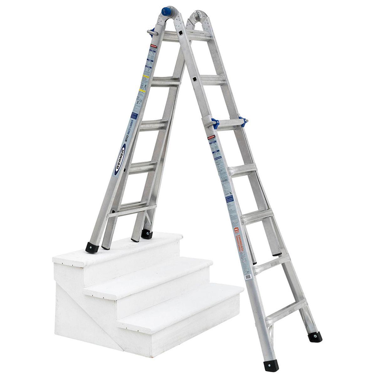 Mt 22 Multi Purpose Ladders Werner Us