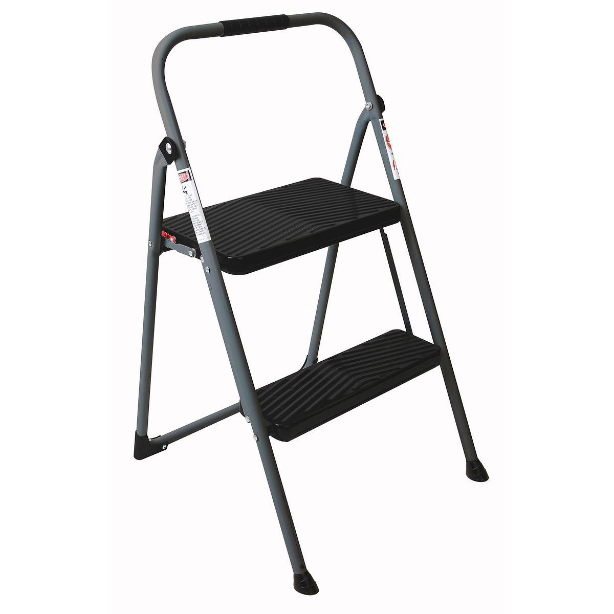 Pleasing S222Gy 6 Step Stools Werner Us Customarchery Wood Chair Design Ideas Customarcherynet