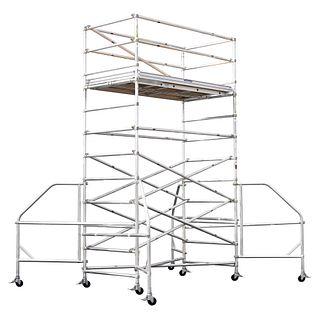 4203-12 Andamios de torres - Werner MX