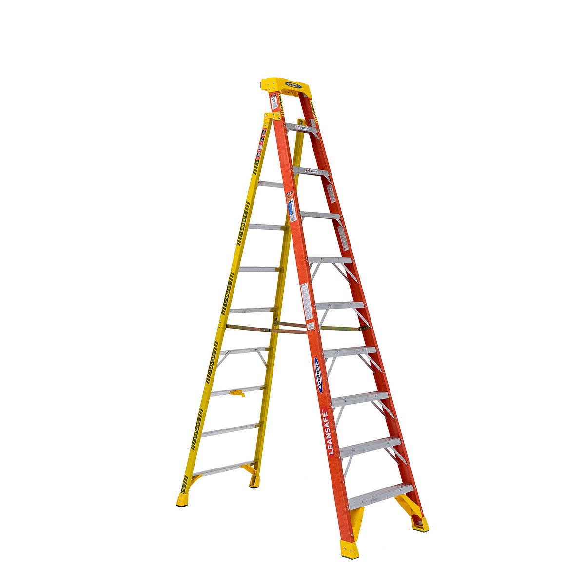 L6210 Step Ladders Werner Us