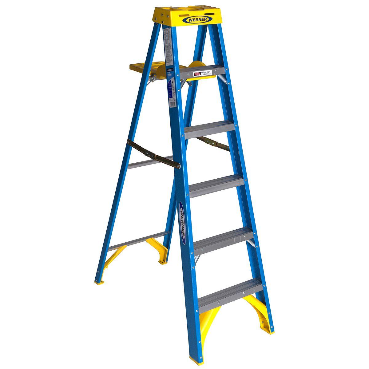 6006s Step Ladders Werner Us