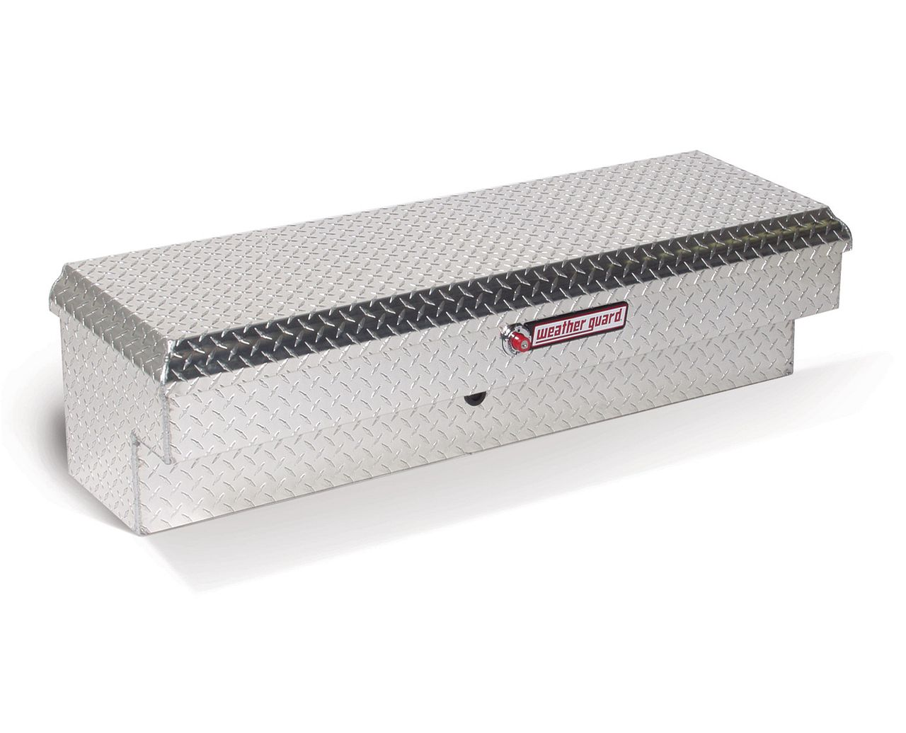 Weather Guard 184-0-01 Side Box - Aluminum