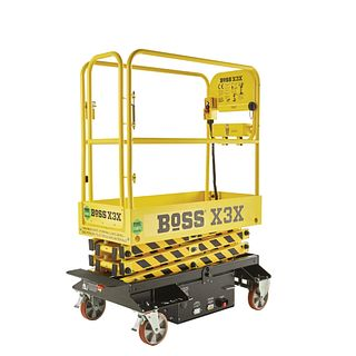 80000300 All Push Around Scissor Lifts - BoSS UK