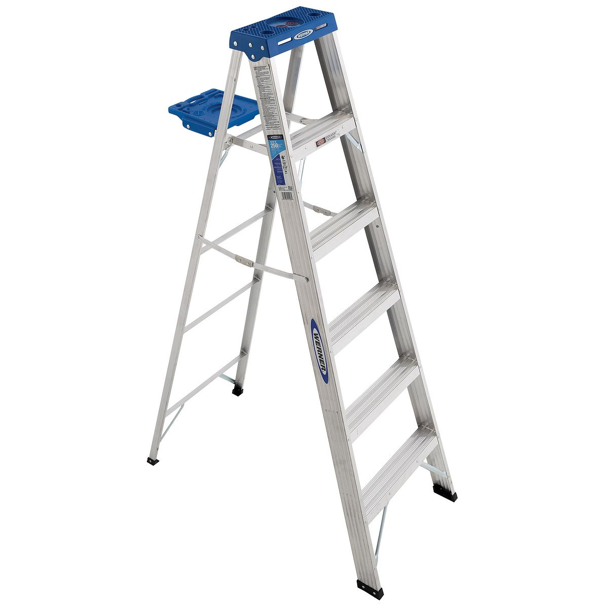 366 Step Ladders Werner Us