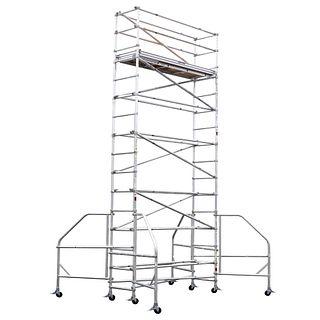 4103-18 Andamios de torres - Werner MX