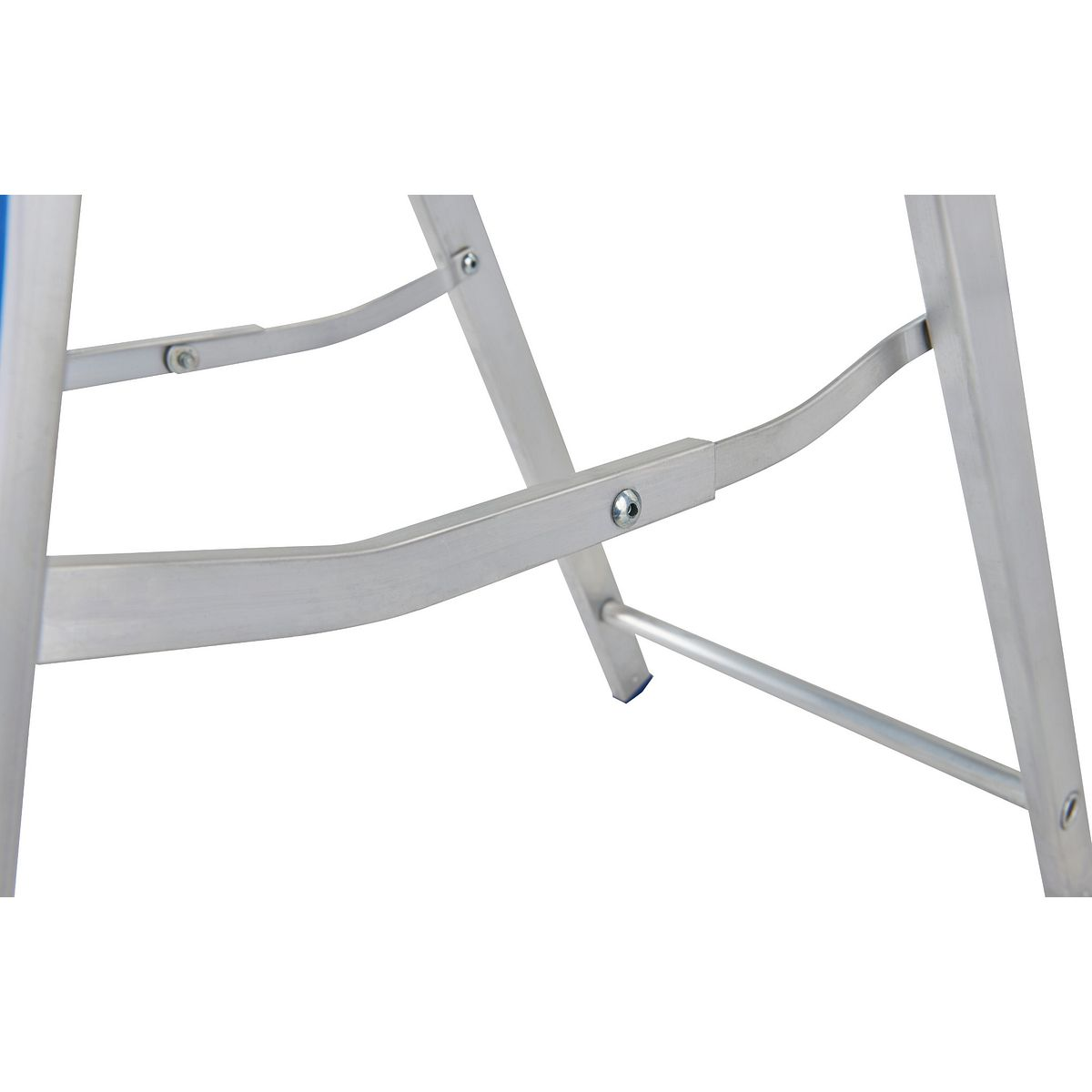 Werner Shop Step 8 Tread with Large Platform /& Twin Handrails