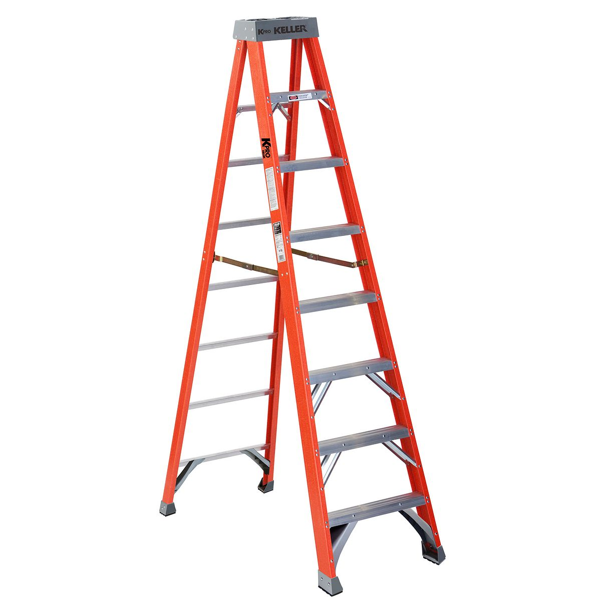 978 Step Ladders Keller Ladder