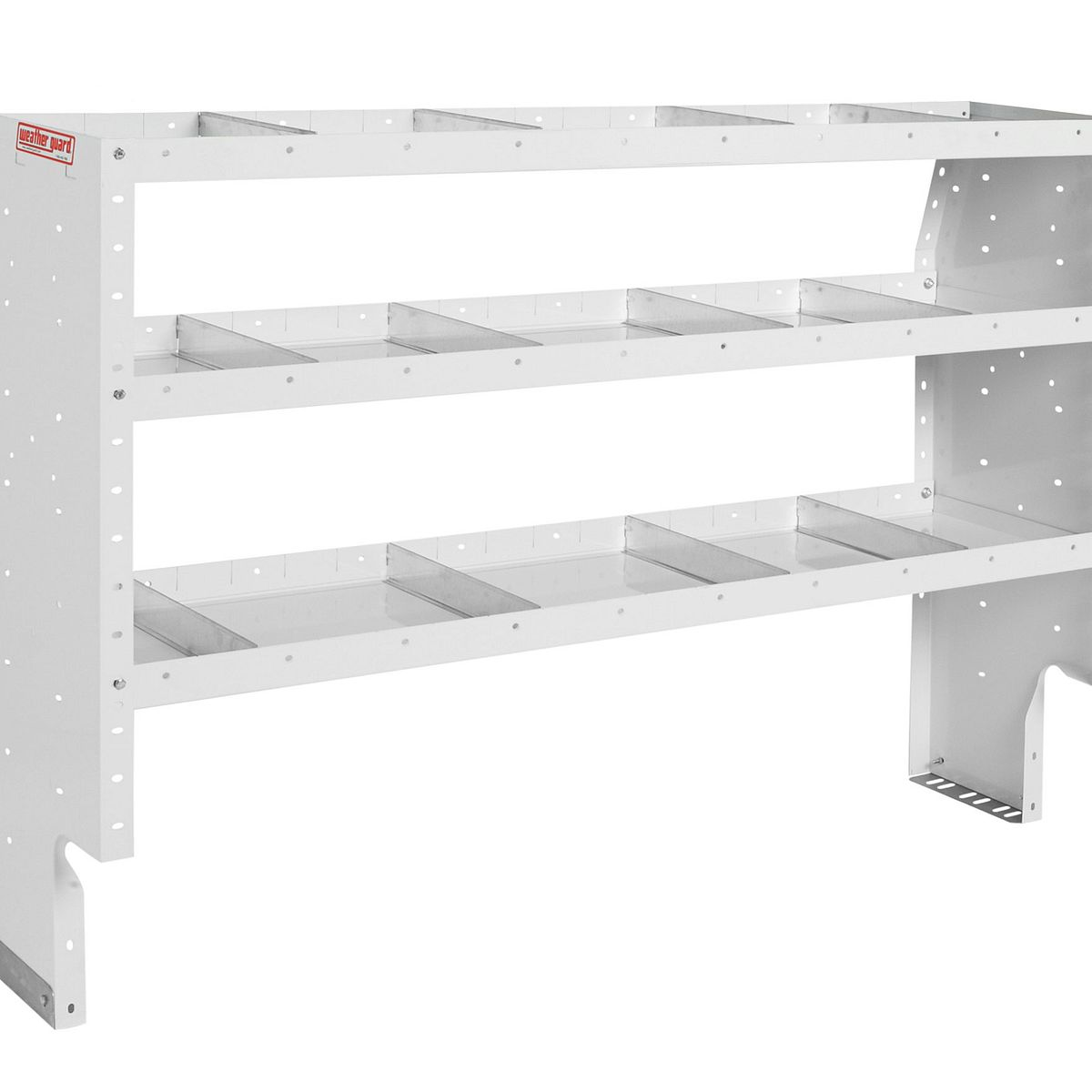Weatherguard Accessory Shelf 60in x 16in