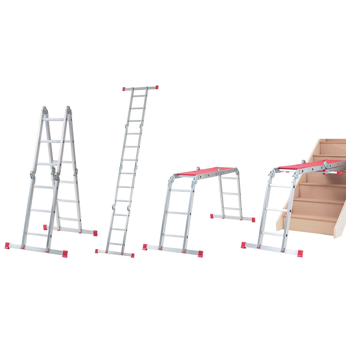 25044 Combination Ladders Abru Ladders And Rotary Dryers