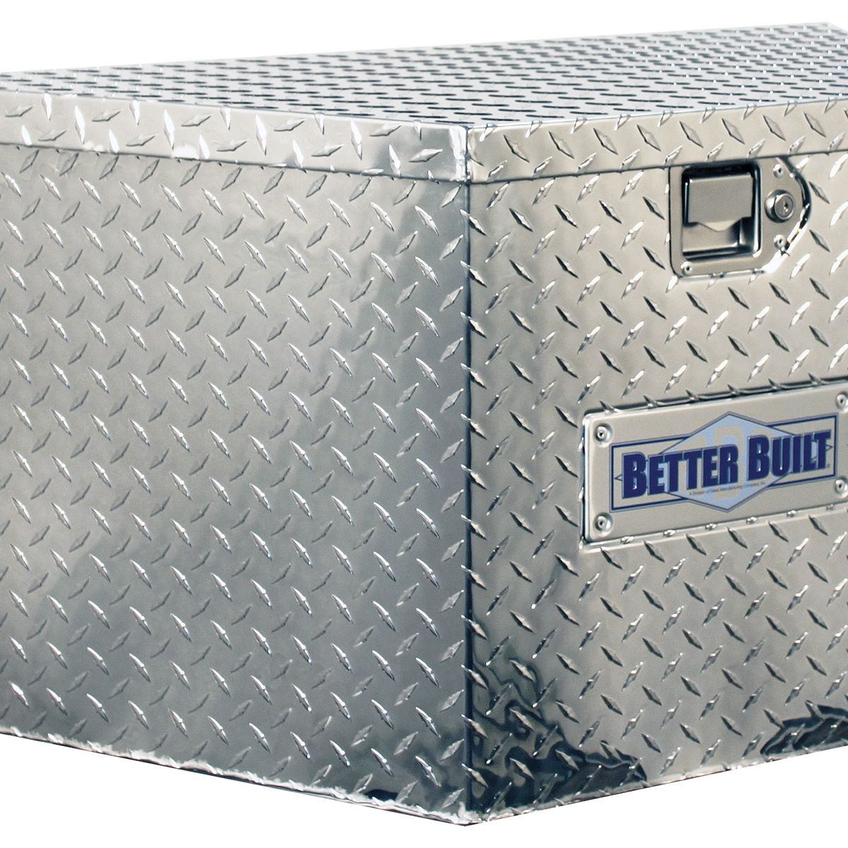 Better Built 66010148 Utility Trailer Tongue Tool Box