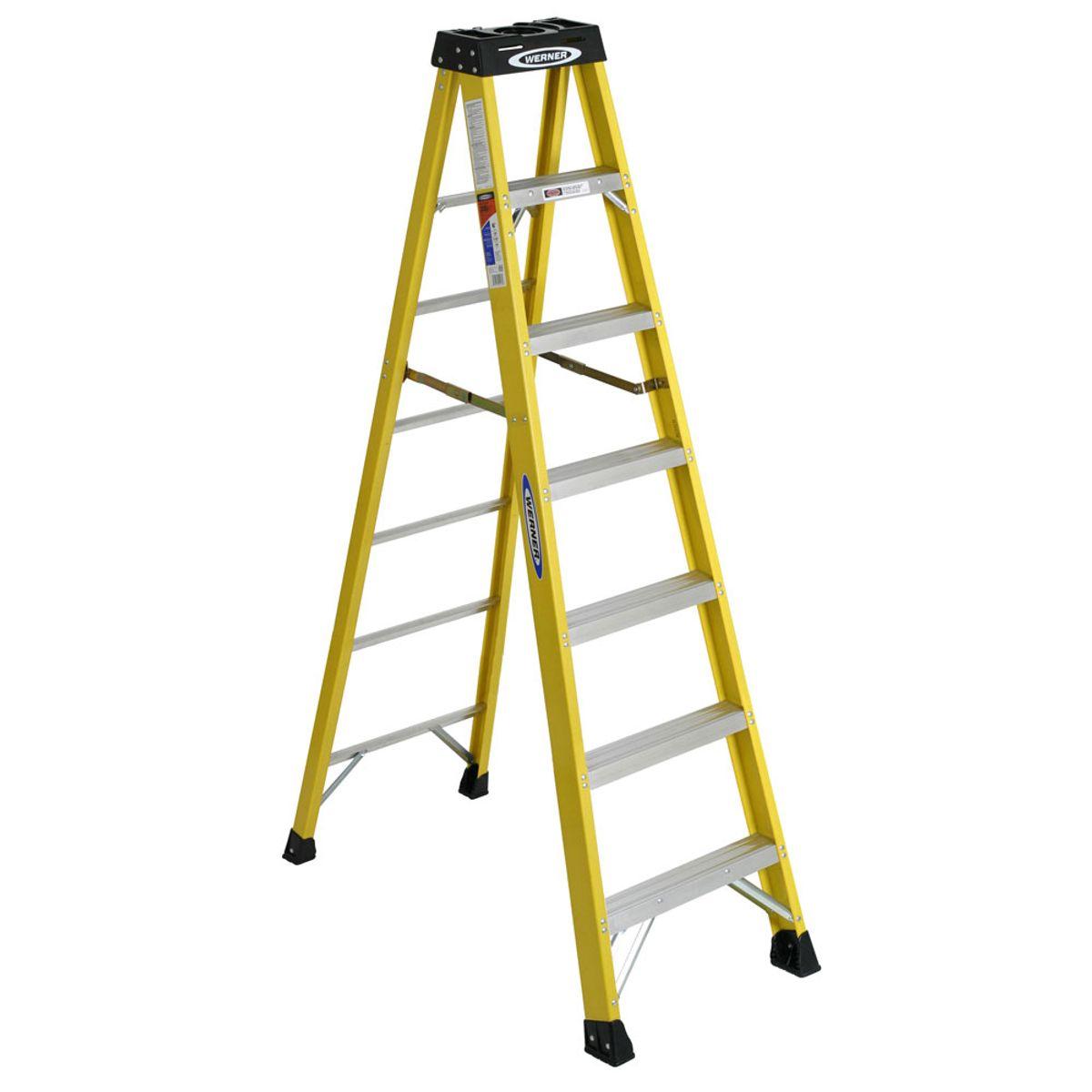 6107ca Step Ladders Werner Ca