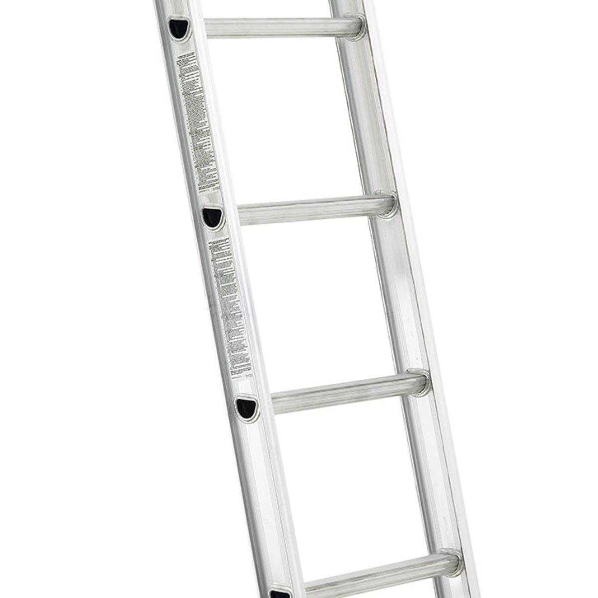 Werner Single Ladder Aluminum D1508-1