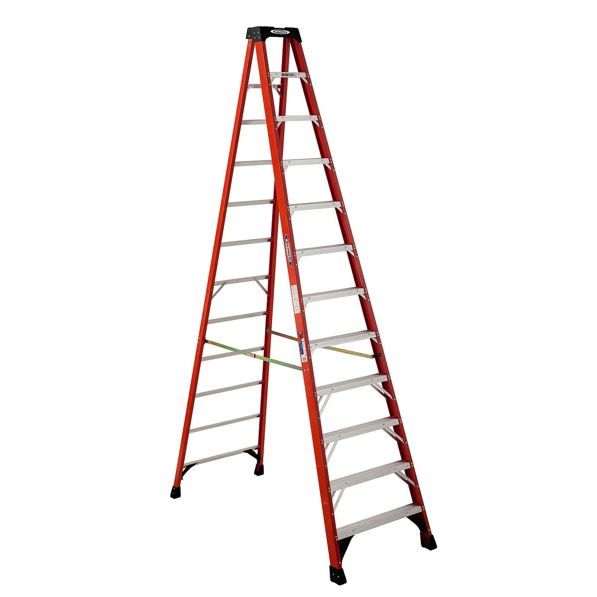Marvelous Nxt1A12 Step Ladders Werner Us Caraccident5 Cool Chair Designs And Ideas Caraccident5Info