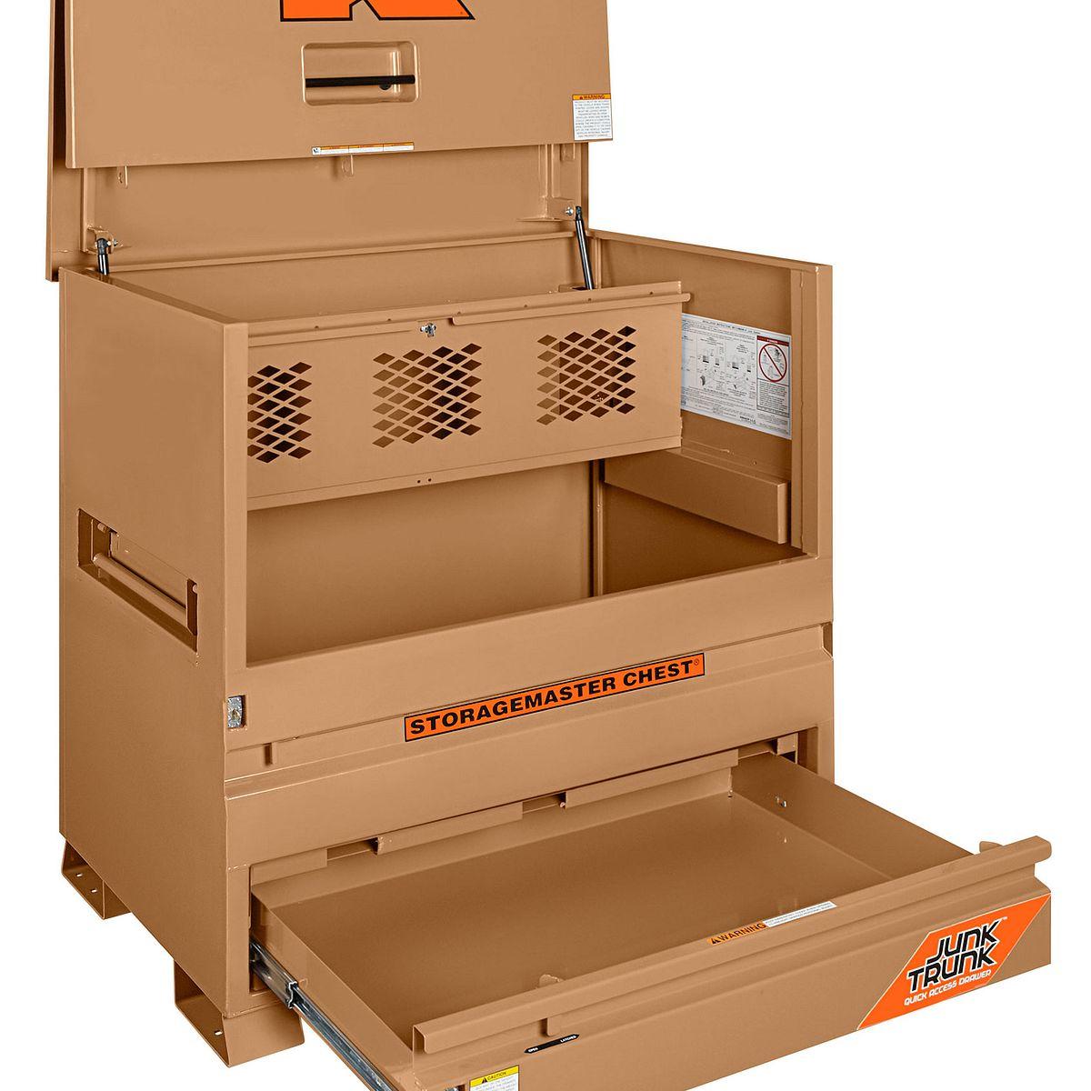 Garage Box With 2 30 Power Box