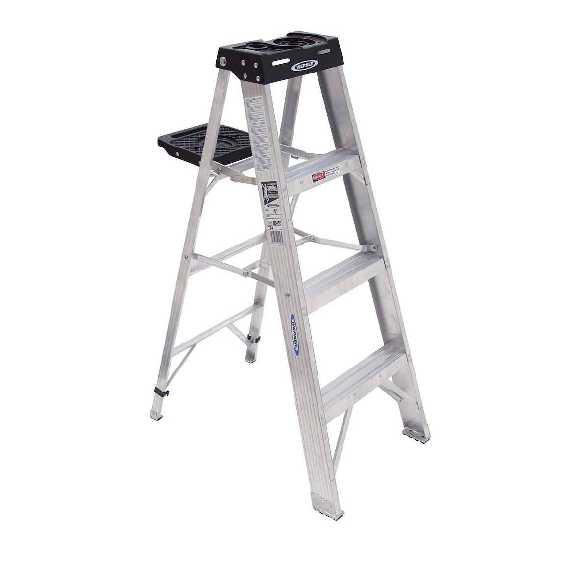 374 Step Ladders Werner Us