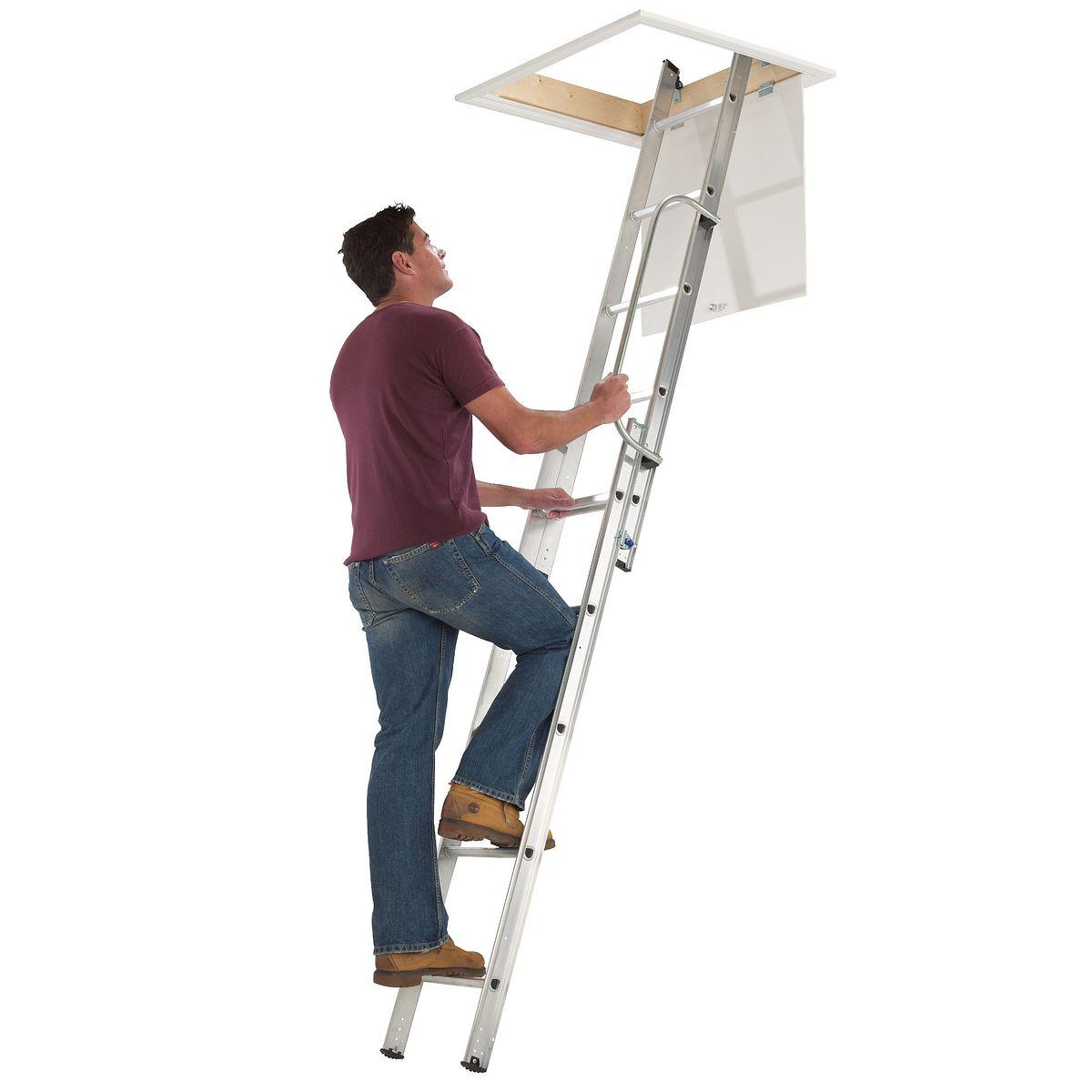 76002 Loft Ladders Werner Eu
