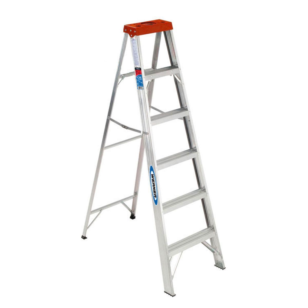 936ca Step Ladders Werner Ca