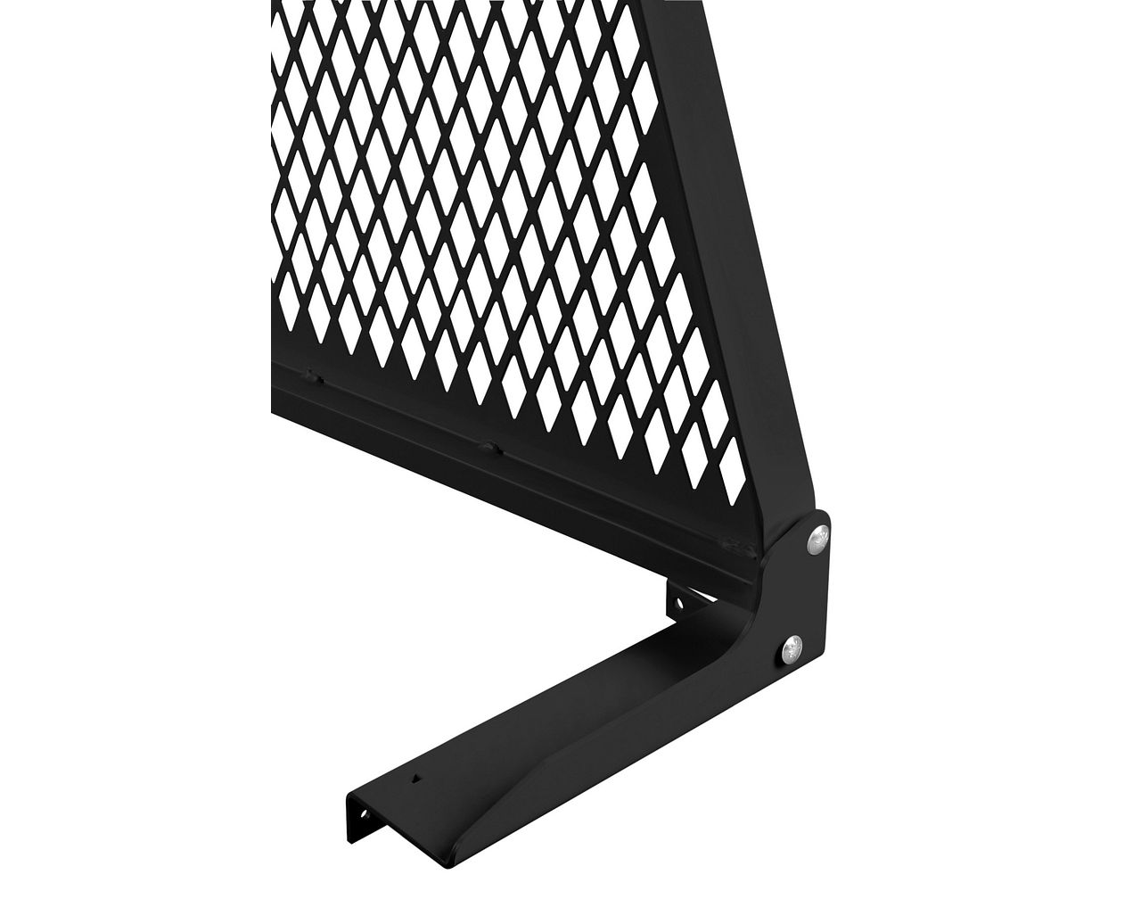 Weather Guard 1916-5 Cab Protector Mounting Kit, Black