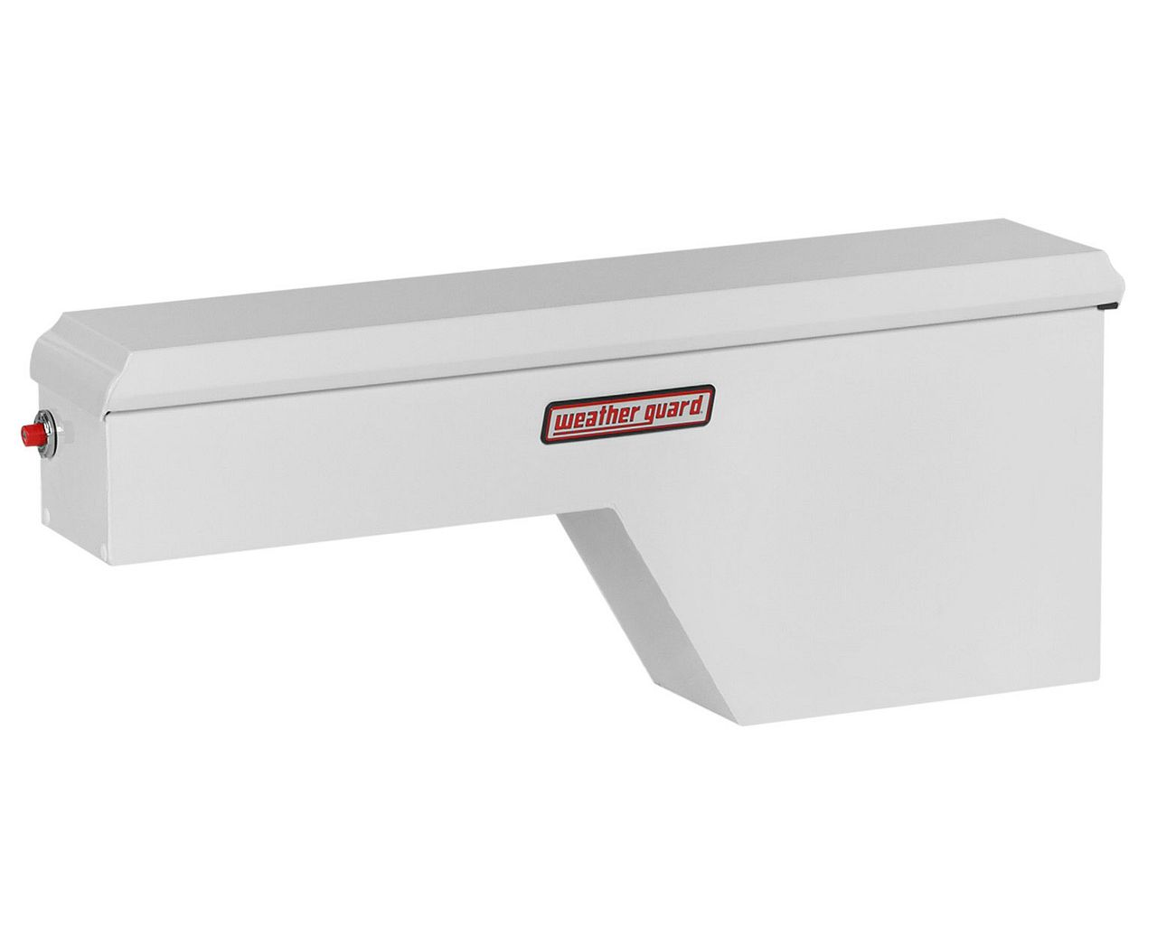 Weather Guard 160-3-01 Pork Chop Box, Steel, Driver Side