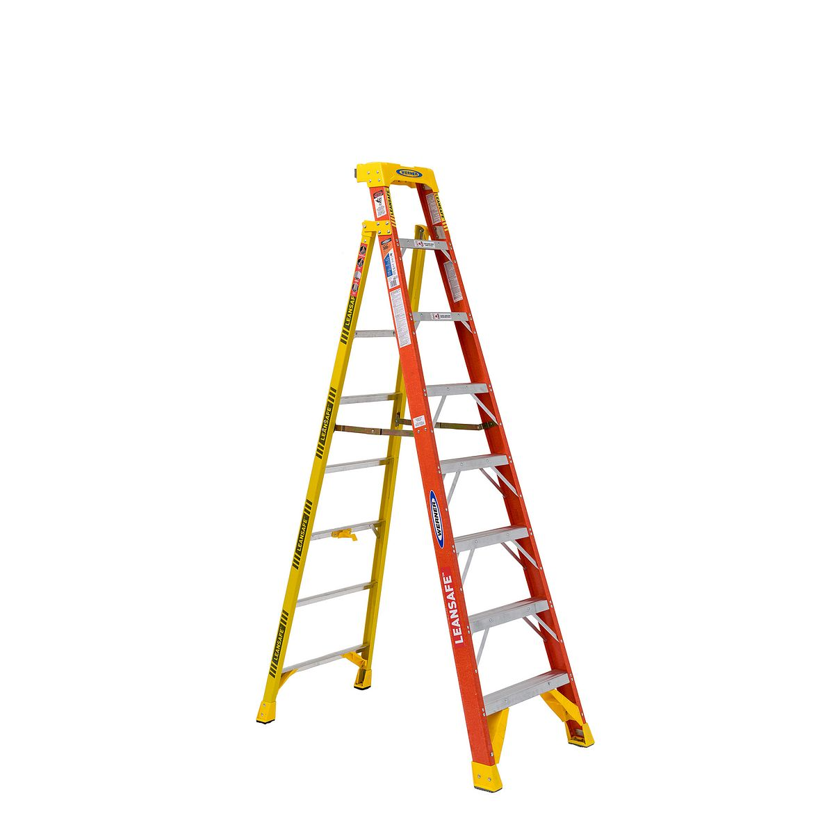 L6208 Step Ladders Werner Us