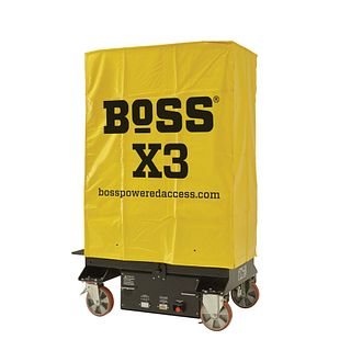 81160011 All Micro Powered Access - BoSS UK