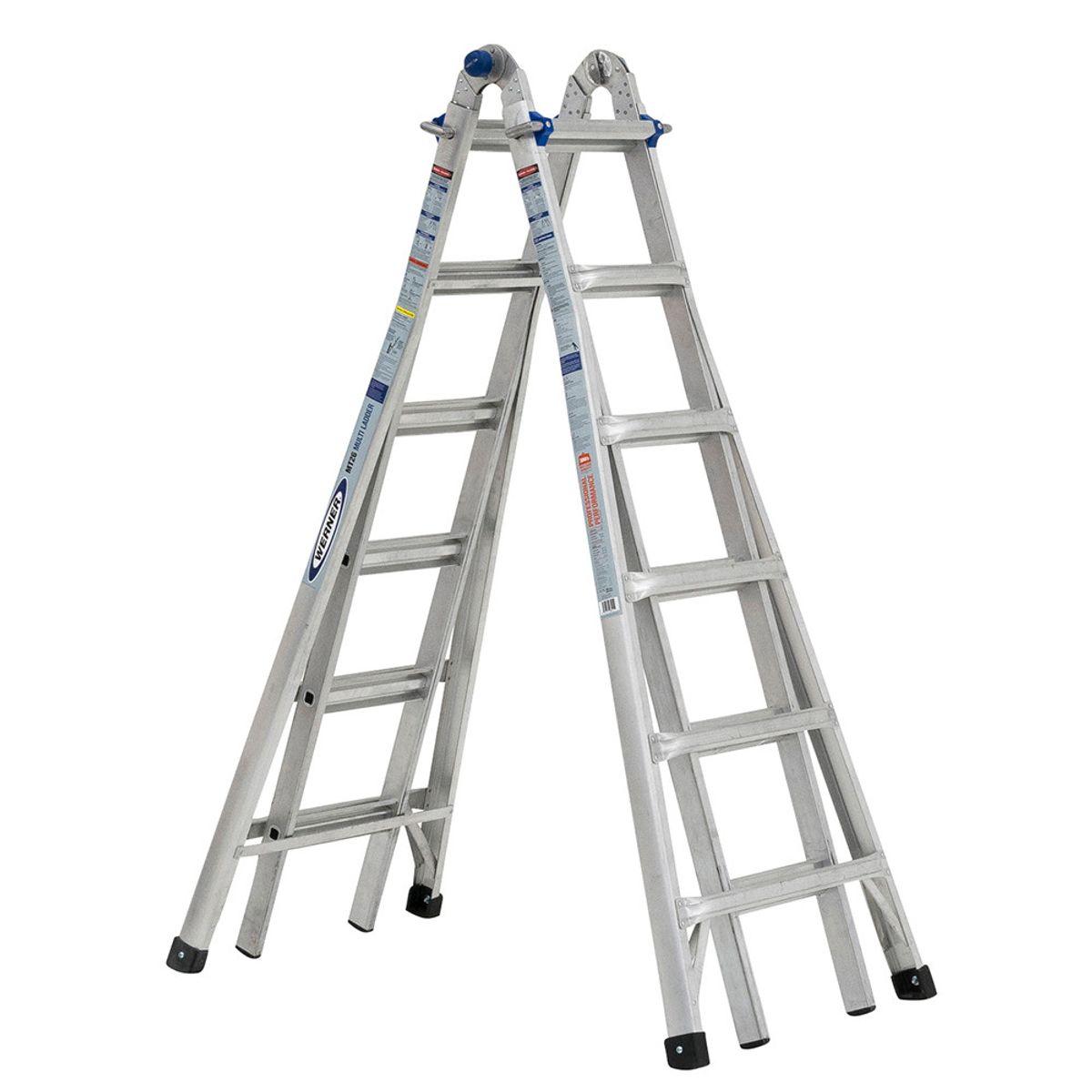 6203 Step Ladders Werner Us