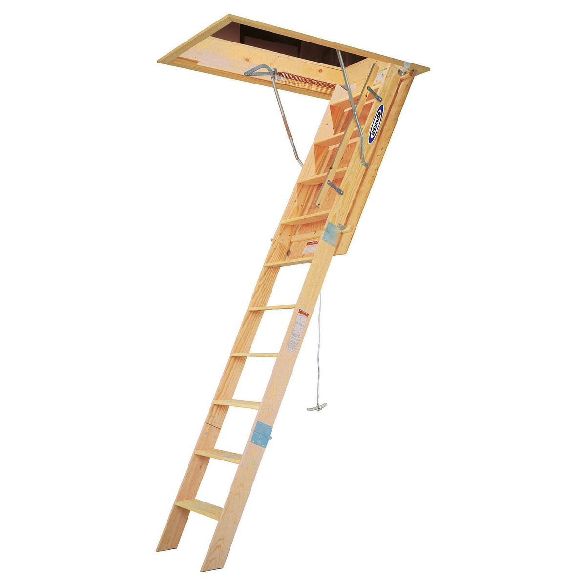 Wh3010 Attic Ladders Werner Us